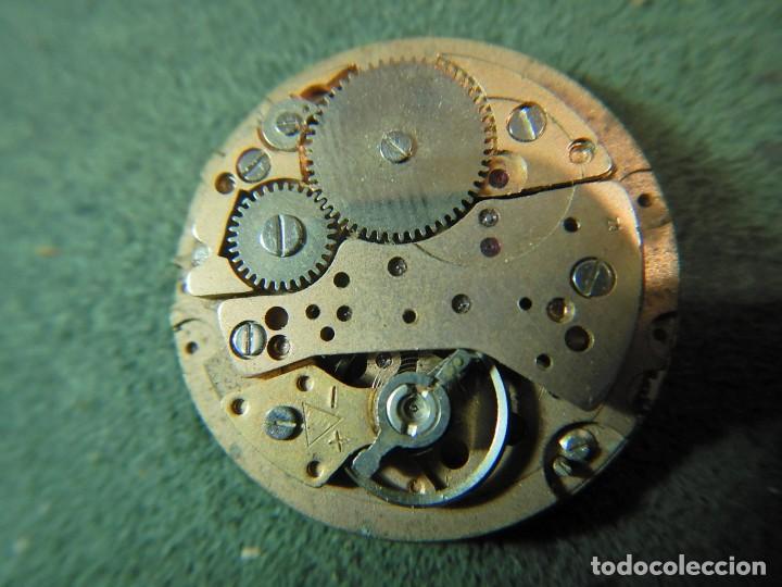 Recambios de relojes: Maquina y esfera reloj Halcón. - Foto 3 - 225355031