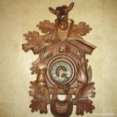 Pièces de rechange de montres et horloges: ANTIGUO CUCO. Lote 226177012