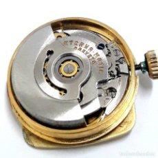 Recambios de relojes: MOVIMIENTO COMPLETO DE RELOJ DE SEÑORA ETERNA MATIC GOLDEN HEA BREVETE CALIBRE 1497 NUEVO A ESTRENAR. Lote 228037675
