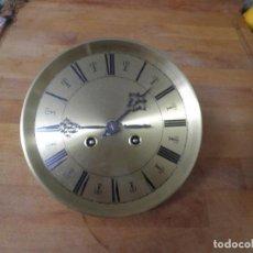 Recambios de relojes: ANTIGUA MAQUINARIA DEP-ALEMANIA- PARA RELOJ DE PARED O ALFONSINO- AÑO 1920- LOTE 326. Lote 228100845