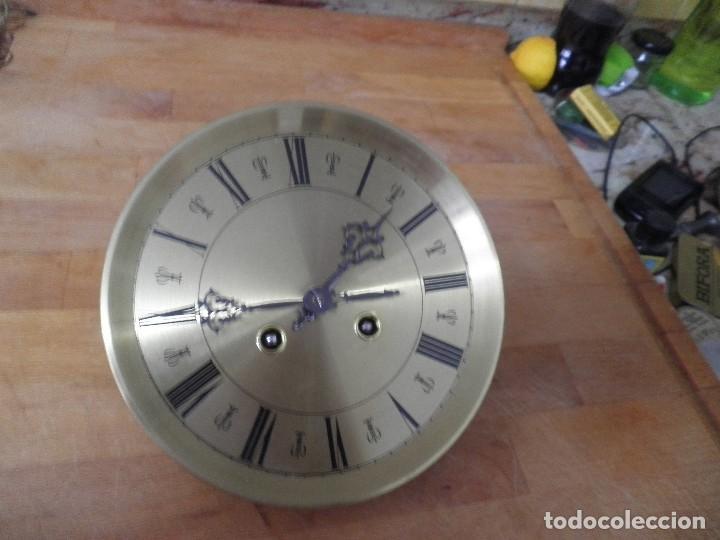 Recambios de relojes: antigua maquinaria DEP-ALEMANIA- PARA RELOJ DE PARED O ALFONSINO- año 1920- lote 326 - Foto 2 - 228100845