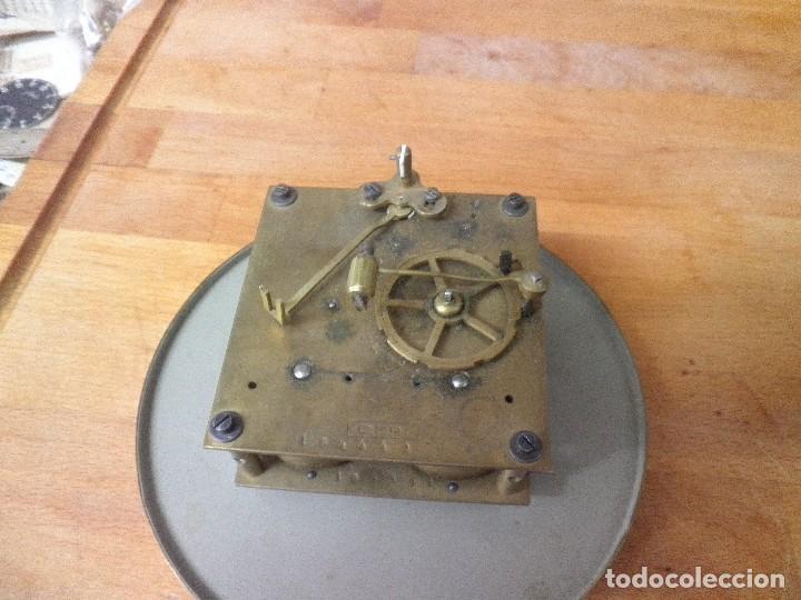 Recambios de relojes: antigua maquinaria DEP-ALEMANIA- PARA RELOJ DE PARED O ALFONSINO- año 1920- lote 326 - Foto 3 - 228100845