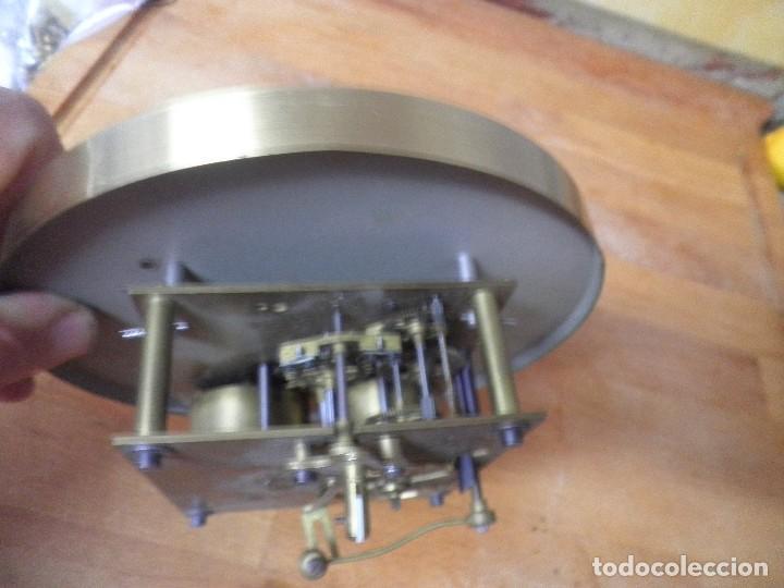 Recambios de relojes: antigua maquinaria DEP-ALEMANIA- PARA RELOJ DE PARED O ALFONSINO- año 1920- lote 326 - Foto 5 - 228100845