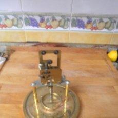 Recambios de relojes: ANTIGUA MAQUINARIA TIPO 400 HORAS- LOTE 326. Lote 228101520
