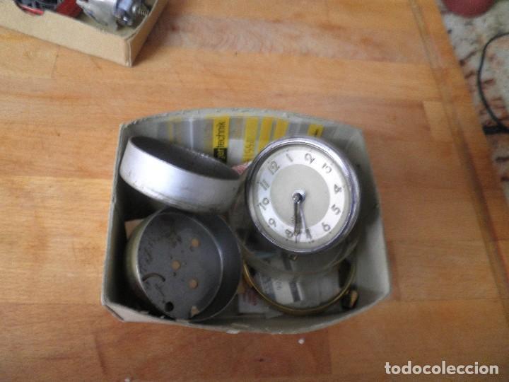 Recambios de relojes: lote de piezas de despertador- lote 326 - Foto 5 - 228892513