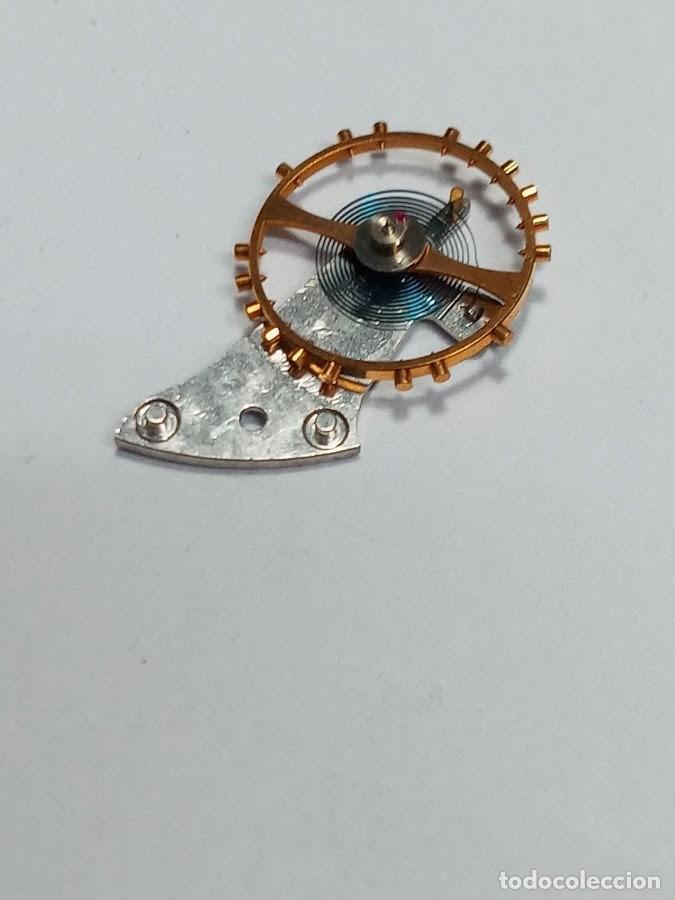 Recambios de relojes: Longines - 30 L - volante completo+puente - (cd-6550) - Foto 2 - 230487040