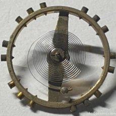 Recambios de relojes: BALANCE COMPLETO RELOJ AS (A. SCHILD, ASSA) - CAL.: 984, 1007, 1009, 1010, 101... - DIAMETRO 9.68 MM. Lote 231283760