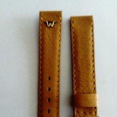 Ricambi di orologi: CORREA DE RELOJ DUWARD DE 16 - 17 MM. Lote 234333535
