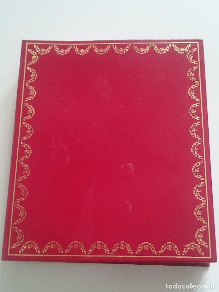 Recambios de relojes: Estuche Funda Insert + Certificado y Manual de Instrucciones Reloj Cartier France Francia - Foto 5 - 234889975