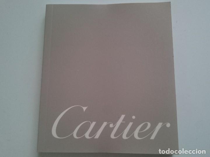 Recambios de relojes: Estuche Funda Insert + Certificado y Manual de Instrucciones Reloj Cartier France Francia - Foto 8 - 234889975