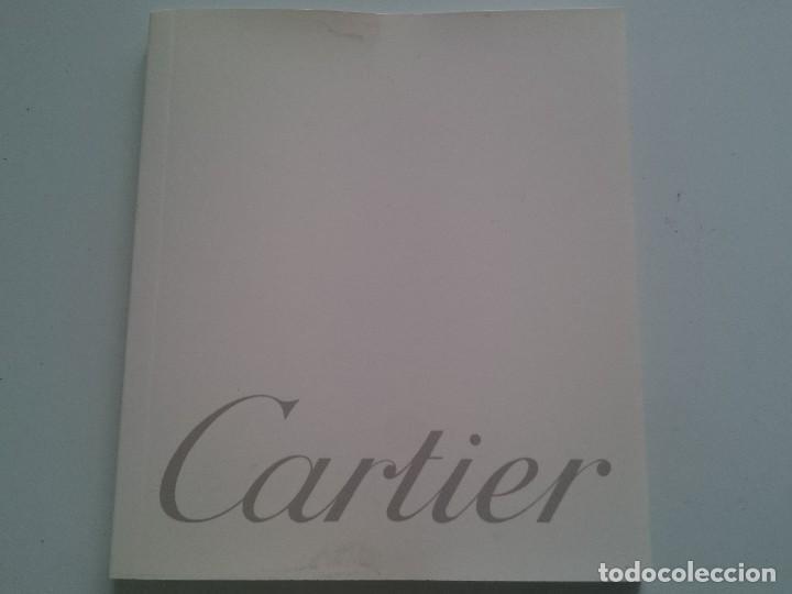 Recambios de relojes: Estuche Funda Insert + Certificado y Manual de Instrucciones Reloj Cartier France Francia - Foto 10 - 234889975