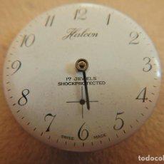 Recambios de relojes: ESFERA Y MOVIMIENTO CAL FE 233. Lote 235411990