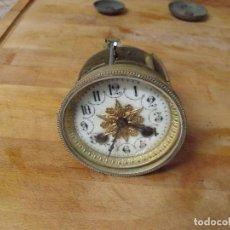 Recambios de relojes: ANTIGUA MAQUINARIA PARIS PARA RELOJ SOBREMESA-AÑO 1870- LOTE 352. Lote 238575015