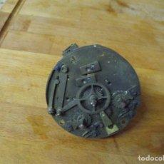 Recambios de relojes: ANTIGUA MAQUINARIA PARIS PARA RELOJ SOBREMESA-AÑO 1870- PARA RESTAURAR O PIEZAS- LOTE 352. Lote 238575705