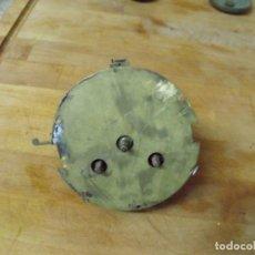Recambios de relojes: ANTIGUA MAQUINARIA PARIS PARA RELOJ SOBREMESA-AÑO 1870- PARA RESTAURAR O PIEZAS- LOTE 352. Lote 238575950
