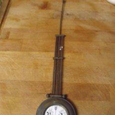 Pièces de rechange de montres et horloges: ANTIGUO PENDULO PARA RELOJ ALFONSINO-MUY LARGO-LOTE 357. Lote 241994570