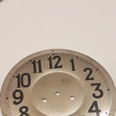Pièces de rechange de montres et horloges: ESFERA RELOJ DE PARED ANTIGUA. Lote 243679785