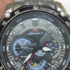 Recambios de relojes: RELOJ CASIO EDIFICE RED BULL RACING PARA REPARAR O PIEZAZ. Lote 243838830