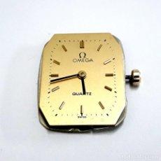 Recambios de relojes: MOVIMIENTO DE CUARZO COMPLETO DE RELOJ DE SEÑORA OMEGA NUEVO A ESTRENAR. Lote 243860560