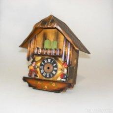 Pièces de rechange de montres et horloges: CAJA PARA RELOJ DE CUCO - SELVA NEGRA - VER FOTOS ADICIONALES.. Lote 243999785