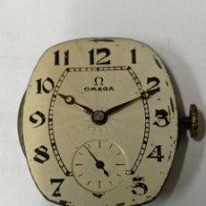 Recambios de relojes: ANTIGUA MAQUINARIA RELOJ OMEGA FUNCIONA. Lote 244402250