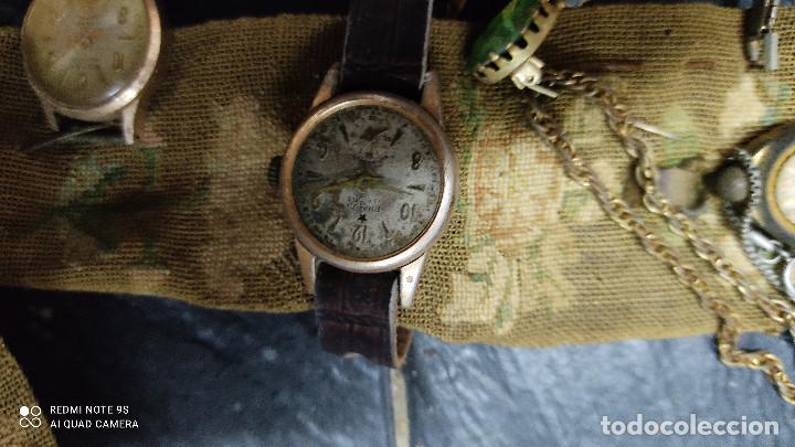 Recambios de relojes: lote de relojes haciendo un murral - Foto 7 - 31253766