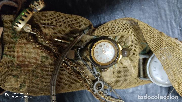 Recambios de relojes: lote de relojes haciendo un murral - Foto 9 - 31253766