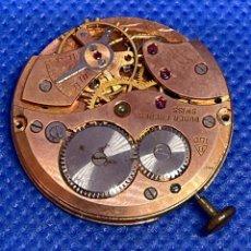 Peças de reposição de relógios: MAQUINARIA RELOJ BUSER FRERES VINTAGE. Lote 248578800