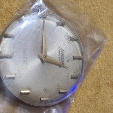 Recambios de relojes: MQUINA DE RELOJ ESACTUS ANDANDO 3CM DIAMETRO. Lote 251592825