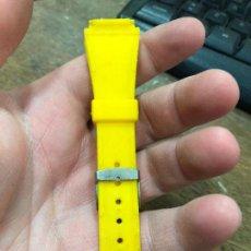 Pièces de rechange de montres et horloges: CORREA PARA RELOJ - MEDIDA ENGANCHE 14 MM. Lote 254700100
