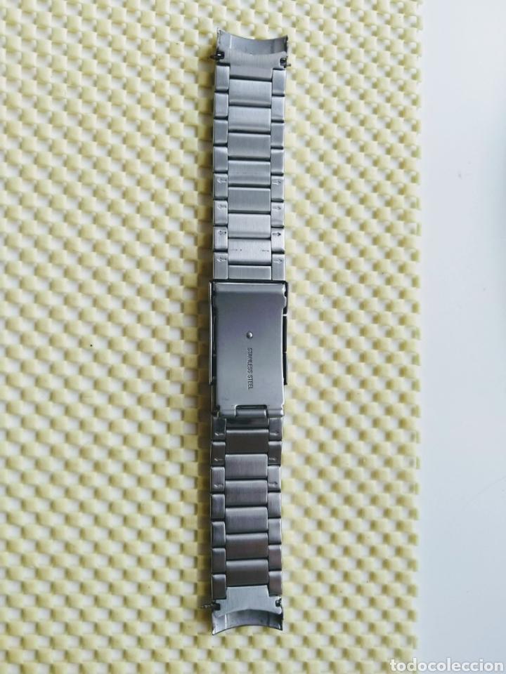Recambios de relojes: Pulsera Fossil® para reloj (22mm) - Foto 5 - 255028520