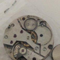 Recambios de relojes: FORNITURA MECANISMO DE RELOJ DE PULSERA VL-80 A CUERDA. Lote 256000250