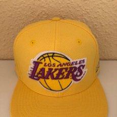 Recambios de relojes: TISSOT NBA LOS ANGELES LAKERS GORRA OFICIAL. Lote 256106050