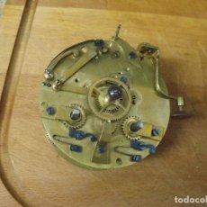Ricambi di orologi: ¡¡GRAN OFERTA!!! ANTIGUA MAQUINARIA PARIS PARA RELOJ SOBREMESA-AÑO 1880-LOTE 391. Lote 261357565