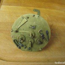 Recambios de relojes: ¡¡GRAN OFERTA!!! ANTIGUA MAQUINARIA PARIS PARA RELOJ SOBREMESA-AÑO 1880-LOTE 391. Lote 261358480