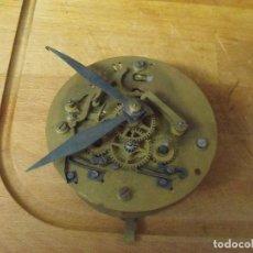 Recambios de relojes: ¡¡GRAN OFERTA!!! ANTIGUA MAQUINARIA PARIS PARA RELOJ SOBREMESA-AÑO 1880-LOTE 391-JAPY FRERES. Lote 261358825