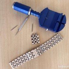 Peças de reposição de relógios: ARMIS ACERO INOX 20MM. Lote 262725680