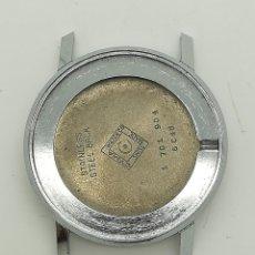 Ricambi di orologi: CAJA ORIGINAL CYMA 1.701.904 33MM PARA CALIBRE R.701 (SIN CRISTAL) DE SEGUNDA MANO. Lote 264175180