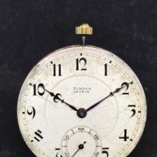 Pièces de rechange de montres et horloges: MÁQUINA DE RELOJ DE BOLSILLO KIMRYS. Lote 264418154
