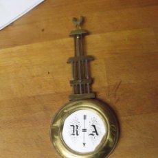 Ricambi di orologi: ANTIGUO PENDULO PARA RELOJ ALFONSINO-LOTE 398. Lote 266373418