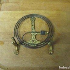 Pièces de rechange de montres et horloges: SOPORTE CON GONG PARA RELOJ ALFONSINO LOTE 398. Lote 266381068