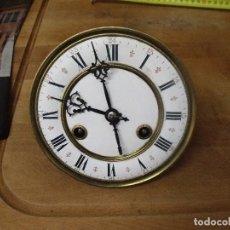 Pièces de rechange de montres et horloges: ANTIGUA MAQUINARIA JUNGAHNS- 13 -- OPARA RELOJ ALFONSINO- LOTE 398-FUNCIONA. Lote 266410003