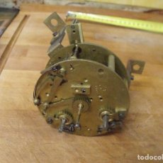 Recambios de relojes: ANTIGUA MAQUINARIA PARIS PARA RELOJ SOBREMESA-AÑO 1870- LOTE 398. Lote 266410618