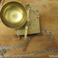 Recambios de relojes: ANTIGUA MAQUINARIA DE CADENA-SONERIA EN CAMPANA-BUEN ESTADO-LOTE 400. Lote 268733024