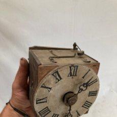 Recambios de relojes: ANTIGUA MAQUINA RELOJ(PODRIA SER DE RATERA)!. Lote 268927794