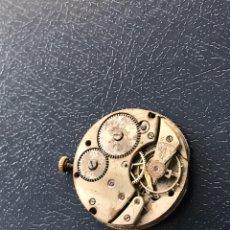 Pièces de rechange de montres et horloges: MAQUINARIA RELOJ CALIBRE REF 370 VINTAGE. Lote 270105963