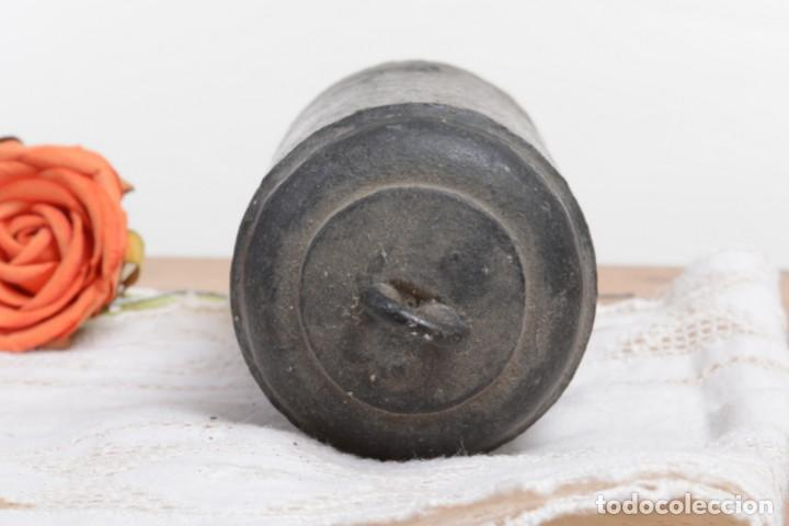 Recambios de relojes: Contrapeso antiguo para reloj de pared Morez o similar - Foto 9 - 271872483