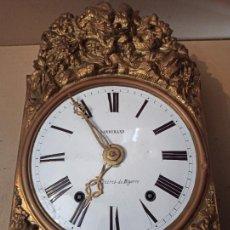 Recambios de relojes: MÁQUINA DE RELOJ MOREZ. Lote 272031908