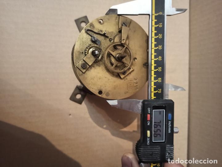 Recambios de relojes: MÁQUINA PARÍS PARA RECAMBIOS - Foto 6 - 272153978