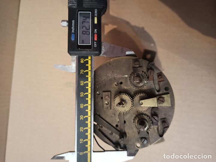 Recambios de relojes: MÁQUINA PARÍS PARA RECAMBIOS - Foto 6 - 272154028